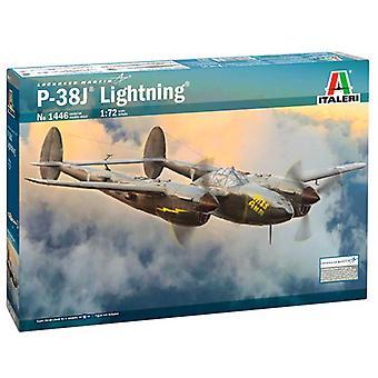 Italeri 1:72 P-38J Relâmpago Kit