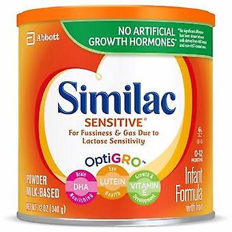 Abbott Nutrition Infant Formula 12 oz. Powder, Case of 6