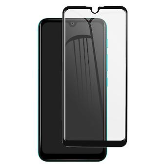 Screen protector Wiko Y62 Tempered Glass 9H Original Wiko Full Cover Black