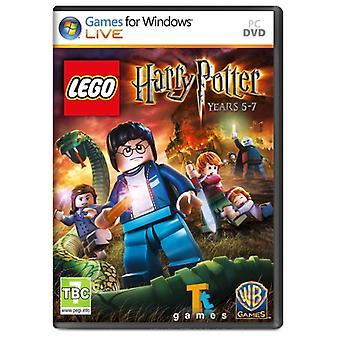Lego Harry Potter Années 5-7 Jeu PC