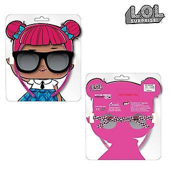 نظارات شمسية الطفل LOL مفاجأة!