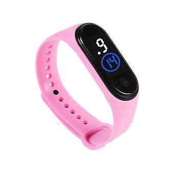 Montre homme étanche, Led Sport Digital, Montre-bracelet femme Kid Fitness, Complet
