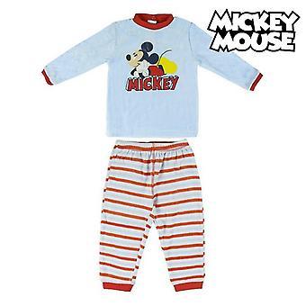 Lasten pyjama Mikki Hiiri 74679 Sininen
