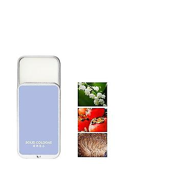Portable Hombres Mujeres Planta Perfumes Sólidos