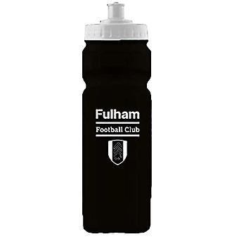 Fulham FC Crest 750ml Water Bottle
