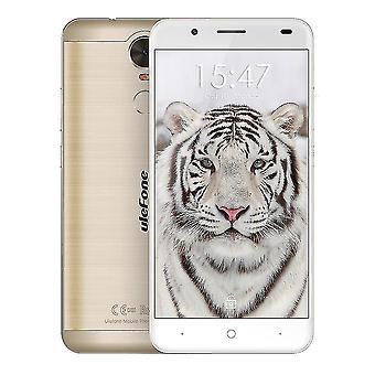 Ulefone 5.5 pulgadas 4g Smartphone Tiger para Escáner de huellas dactilares Android Dual Sim