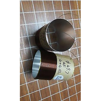 49.7mm 4 Layer Double Group Voice Coil For Speaker