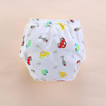 Baby Diapers Reusable Training Pants Washable Cloth Diapers Nappy Underwear