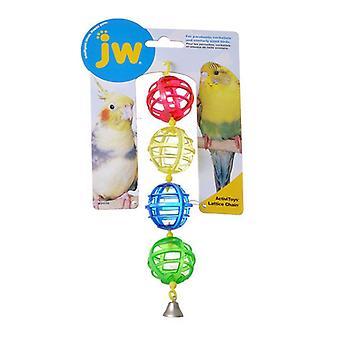 JW Insight Ristikkoketju Lintu lelu - Ristikkoketju Lintu lelu