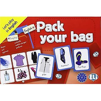 ELI språkspel: Packa din väska