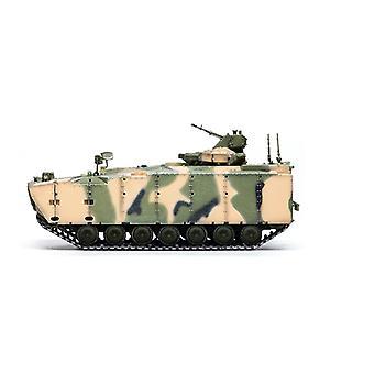 1:72 Schaal legering Russische Kurganets Armor Carrier Tank Diecast militaire gepantserde voertuigen
