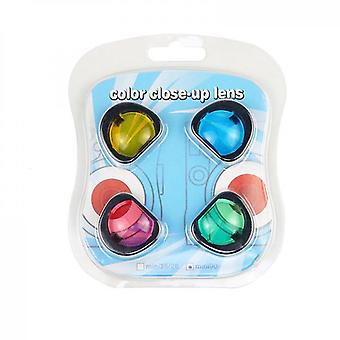 Color Close-up Lens Filter Set Compatible With Fujifilm Instax Mini90