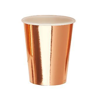 גביע רדיד זהב ורוד רגיל