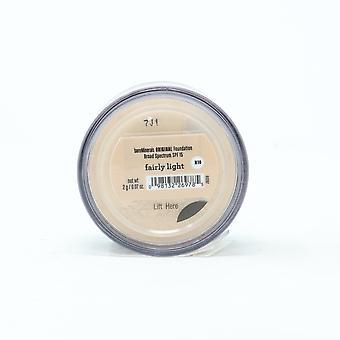 Bareminerals Original Powder Foundation Spf 15 0.07oz/2g Nouveau