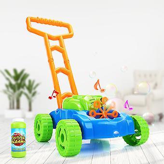 Jouet pour enfants Main Pousser Automatique Bubble Voiture Bébé Tout-petit Électrique Extérieur