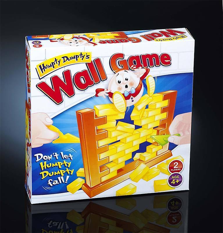 Humpty Dumpty's Wall Game