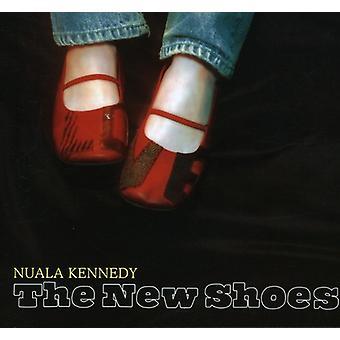 Nuala Kennedy - importação USA sapatos novos [CD]