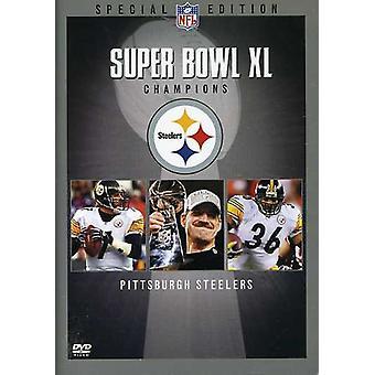 Super Bowl 40 [DVD] USA import