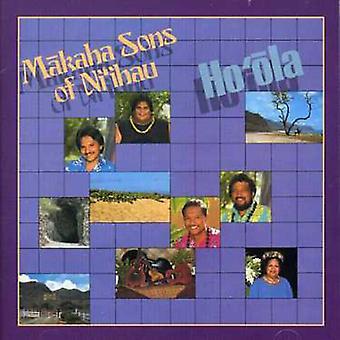 Makaha Sons of Ni'Ihau - Ho'Ola [CD] USA import