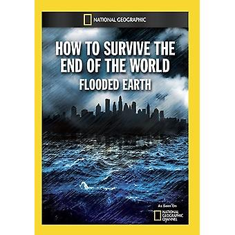 How to Survive the End of the World: Flooded Earth [DVD] USA import