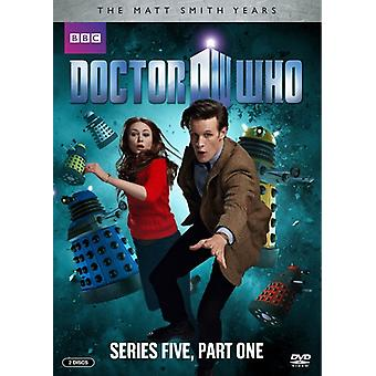 Doctor Who : Série Five - USA Part One [DVD] import