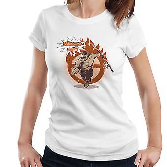 Witness Me Mad Max Fury Road The War Boys Women's T-Shirt