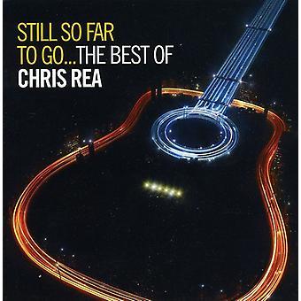 Chris Rea - encore jusqu'au Go-the Best of Chris Rea [CD] USA import