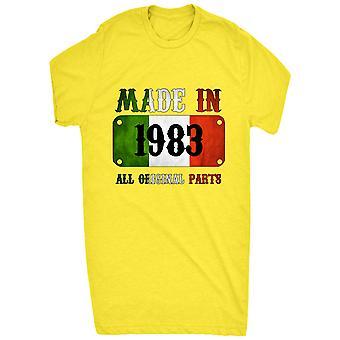 Kända tillverkad i Italien 1983 alla originaldelar