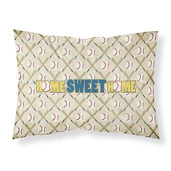 Home Sweet Home Moisture wicking Fabric standard pillowcase