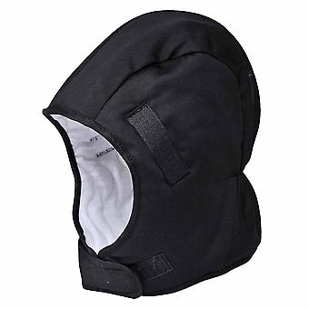 Portwest - Warm 100% Cotton Adjustable Winter Helmet Insulating Liner