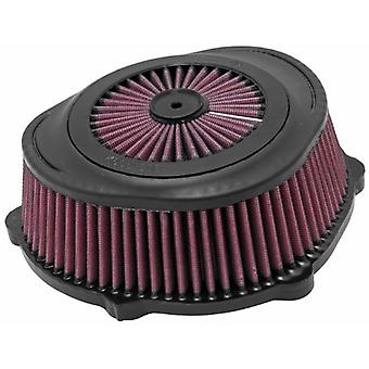 K&N KA-2506XD Kawasaki High Performance Replacement Air Filter
