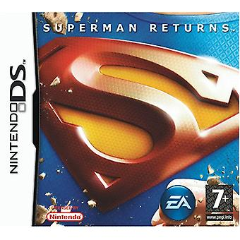 Superman Returns (Nintendo DS)-nieuw
