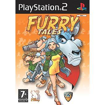 Furry Tales (PS2) - Nouvelle usine scellée