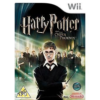 Harry Potter et l'Ordre du Phénix (Wii) - Nouveau