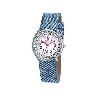 Scout child watch learning the bling-bling collection Blau 280381008