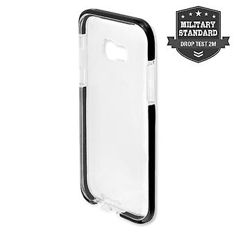 MILITARY soft cover AIRY-SHIELD cover for Galaxy A5 2017 A520F TPU black