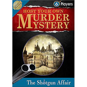 Host Your Own Murder Mystery: The Shotgun Affair