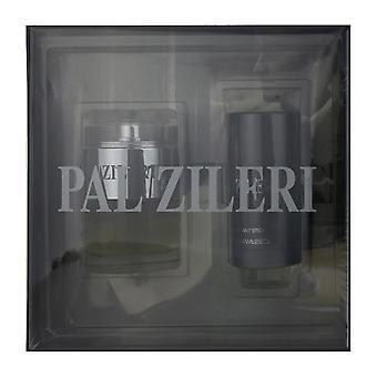 Pal Zileri pentru barbati 2 bucata cadou set EDT 1.7 oz & Deodorant stick 2.6 oz