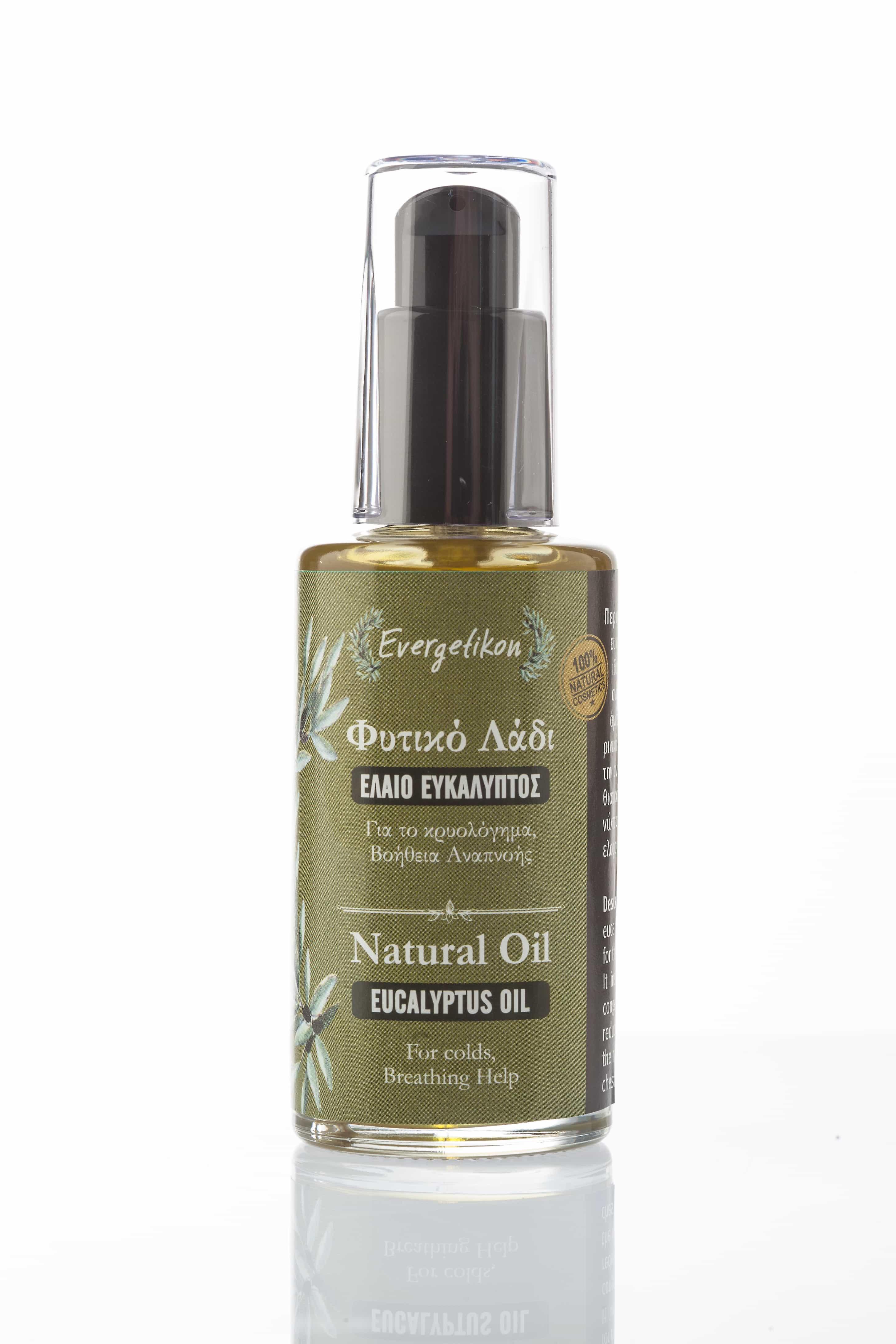 Natural Eucalyptus oil 60ml