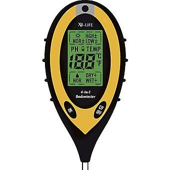 X4-LIFE 700403 Soil moisture probe Black-yellow