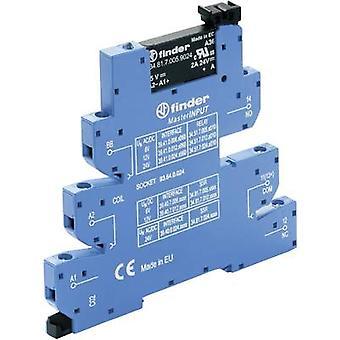 Finder SSR 39.40.8.230.9024 strömbelastning (max.): 2 A Kopplingsspänning (max.): 24 V DC 1 st (s)