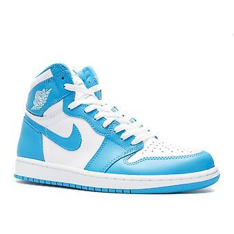 الهواء الأردن 1 Og عالية الرجعية 'Unc'--555088--117-أحذية