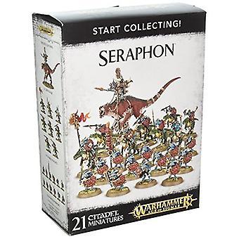 Warhammer Age of Sigmar Start sammeln Seraphon