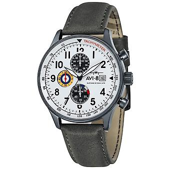 AVI-8 Hawker Hurricane Watch - Grey/White