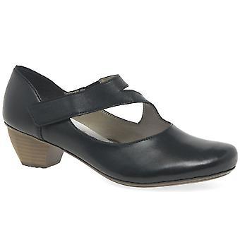 المحكمة النسائية لوغانو Rieker أحذية