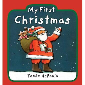 Mon premier Noël de Tomie DePaola - livre 9780448448602