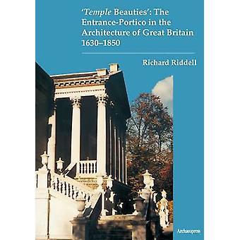 معبد 'الجمال'-المدخل-الرواق في هيكل العظمى