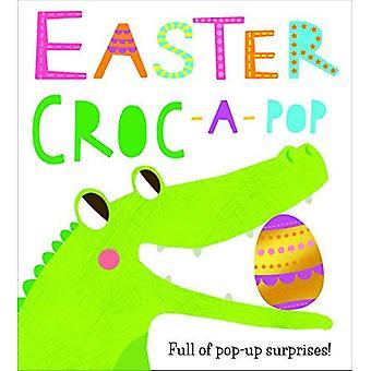 Pasen Croc: Vol Pop-Up verrassingen! [Board boek]