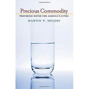 Bem precioso: Fornecimento de água para as cidades da América (história do ambiente urbano)