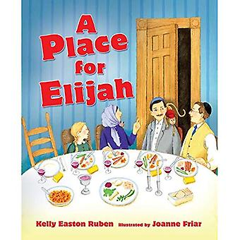 A Place for Elijah (Passover)